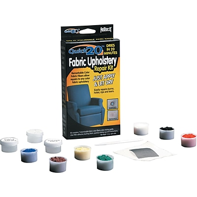 Master Caster® Quick 20 ReStor-It Fabric/Upholstery Color Kit For Furniture