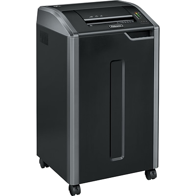 Fellowes® Powershred® 425i 38-Sheet 100% Jam Proof Strip-Cut Shredder