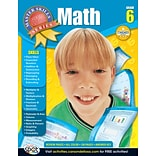 American Education Math Workbook; Grade 6