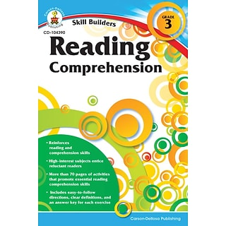 Reading Comprehension Resource Book Gr. 3