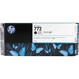 HP Black Matte Ink Cartridge; CN635A, Extra High Yield
