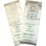 Green Klean® Replacement Vacuum Bags; Fits Riccar 8000 series & Simplicity 7000 Type B, 10/pk