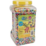 Perler Fun Fusion Activity Beads, Multi Mix, 22,000 Beads per Container (17000)