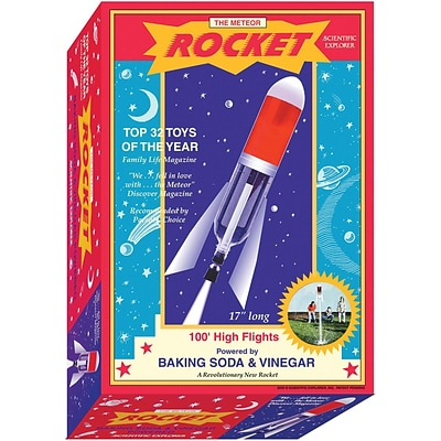 Poof-Slinky Scientific Explorers Meteor Rocket Kit
