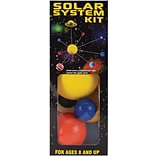 Smoothfoam Styrofoam Solar System Kit, Painted