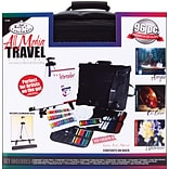 Royal Brush Travel Artist Set With Easy To Store & Carry Bag, All Media