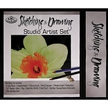 Royal Brush Studio Artist Set, Sketching & Drawing