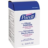 Purell Hand Sanitizer Unscented Refill 8pk