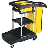 Rubbermaid® Cleaning Cart