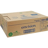 Envision® 1-Ply Inner Wrapped Embossed Toilet Paper by GP PRO, White, 550 Sheets/Roll, 40 Rolls/Case