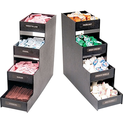 Vertiflex™ Condiment Organizers, 8 Compartments, Narrow