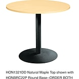 Single Column Hospitality Table Base