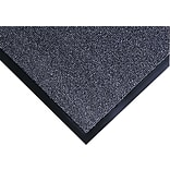 Crown Walk-A-Way? Indoor Wiper Mat, 60L x 36W, Gray