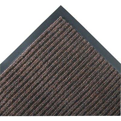 Crown® Bi-Level Entrance Mat; 2x3, Brown