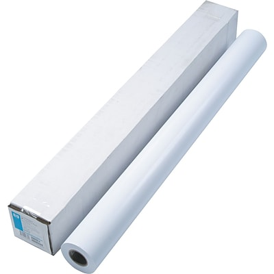 HP Designjet Large Format Instant-Dry Semi-Gloss Photo Paper; White; 42(W) x 100(L); 1/Roll