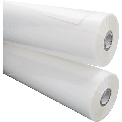 GBC® Nap-Lam® I Roll Film, 1 Poly-In Core, 1.5 Mil, 27 x 500, 2 Pack
