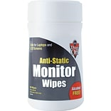 Dust-Off Anti-Static Monitor Wipes 80-Pk