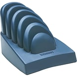 Kensington ® InSight ® Priority Puck ® Desktop Copyholder, Blue, 2 1/2(H) x 3 1/2(W) x 3 1/2(D)