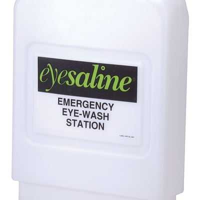 Flash Flood Emergency Eyewash Station Refills, 1 Gallon, 4 Gallons/Carton (32-000400-0000)