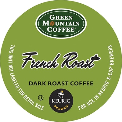 Green Mountain Coffee® French Roast Coffee K-Cup® Packs, 96/Ct