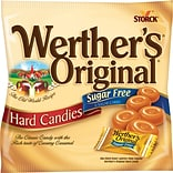 Werthers Original Sugar Free Hard Candies, Caramel, 2.75 Oz. (SUL831498)