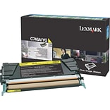 Lexmark C746A1YG Yellow Toner Cartridge, Standard