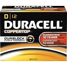 Duracell® Alkaline D Batteries 72-Pack