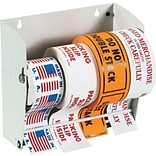 Tape Logic 8-1/2 Wall Mount Label Dispenser