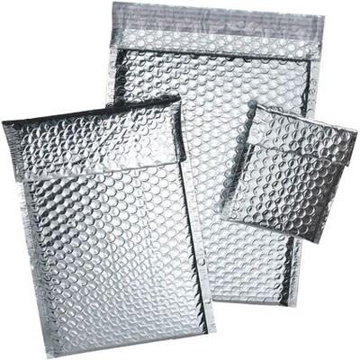 """11"""" X 15"""" Staples Cool Shield Bubble Mailer, 50/case"""