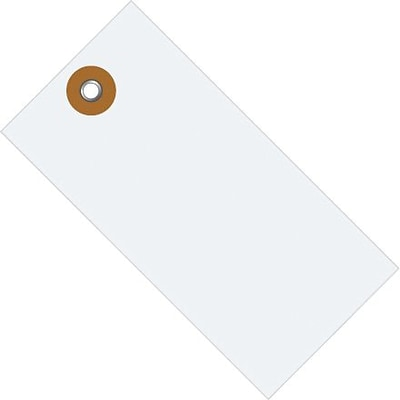 Tyvek® Shipping Tag; 5 1/4 x 2 5/8, 1,000/Case