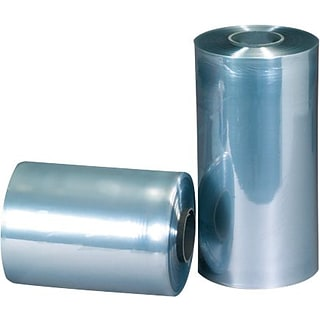 10 x 3000 50 Gauge PVC Shrink Film, Clear, 2/Carton (16X4375-SSPX-I)