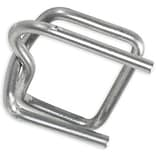 1/2 - Staples Wire Poly Strapping Buckles, 1000/Case