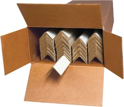 Case of 25 Heavy-Duty Edge Protectors by the Case 60x2x2