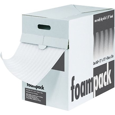 Air Foam Dispenser Packs, 1/8 x 12 x 175, 1 Each (FD1812)