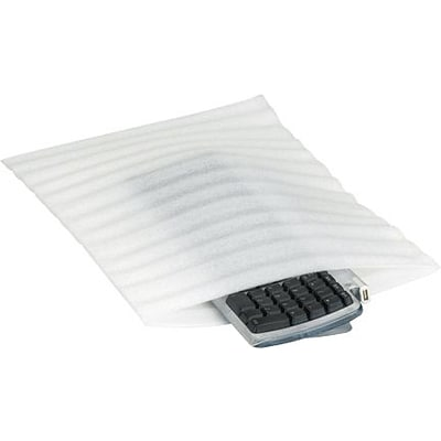 Flush Cut Foam Pouch; 18 x 24, 75/Case