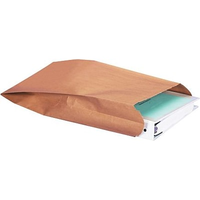 12 1/2 x 4 x 20 Gusseted Nylon Reinforced Mailer, 250/Case