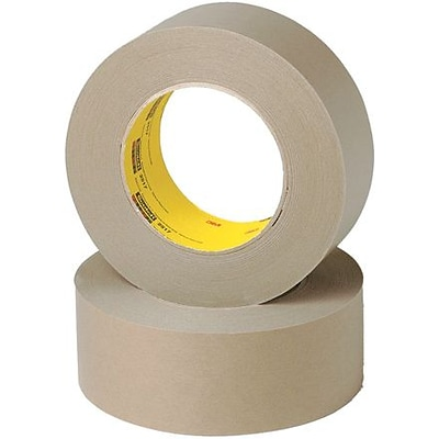 3M 2515 Flatback Tape, 1 x 60 yds., 36/Case