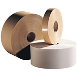 Intertape White Convoy Medium Paper Tape, 2 1/2 x 600, 12/Case