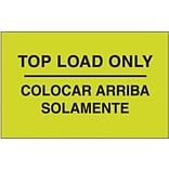 Tape Logic Top Load Only Shipping Label Bilingual, 3 x 5, 500/Roll