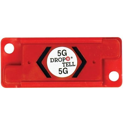 Resettable Drop-N-Tell Indicators, 25/Case
