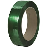 1/2x10500 Cmpl. Polyester Smooth Strapping