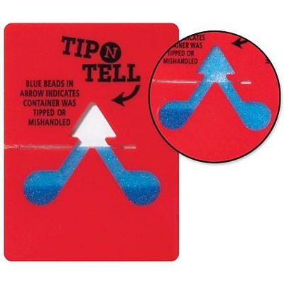 Tip-N-Tell Indicator, 100/Case