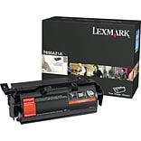 Lexmark™ Black Toner Cartridge; T650A21A