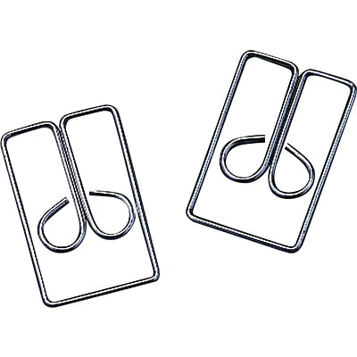 ACCO® Regal Clips (Owl Clips), Size #3