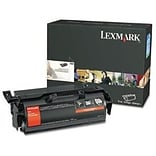 Lexmark Toner Cartridge, T654X80G, High Yield, Black