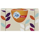 Puffs® Facial Tissue, 2-Ply, 180 Sheets/Box, 6 Boxes/Pack, 24 Boxes/Carton