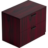 Offices To Go Mahogany 2-Drawer Lateral File