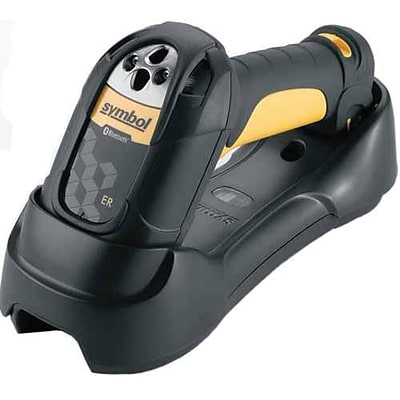 MOTOROLA Barcode Scanner; Yellow