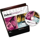 Zebra® ZebraDesigner 13831-002 Pro 2 Barcode Software With 1 User License Quantity, Version 2