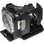 eReplacements POA-LMP126-ER Replacement Front Projector Lamp for Sanyo PRM10 PRM20; 200 W